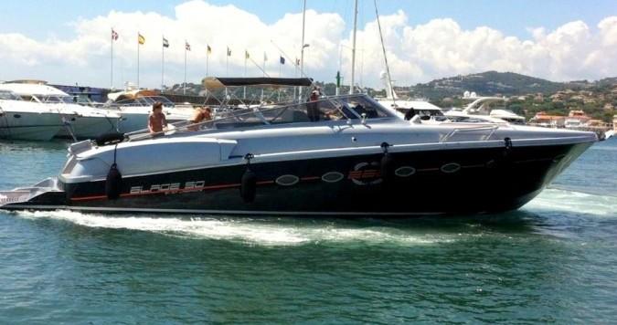 Noleggio barche Solare Blade Marine 50 a Cannes su Samboat