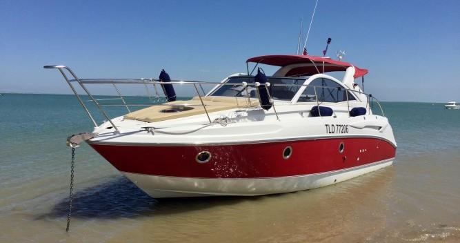 Noleggio Barca a motore a La Rochelle – Bénéteau Monte Carlo 32