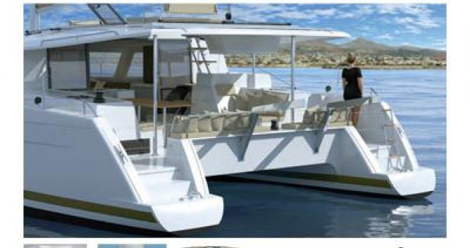 Noleggio yacht a Mandelieu-la-Napoule – Fountaine Pajot Helia 44 Evolution su SamBoat