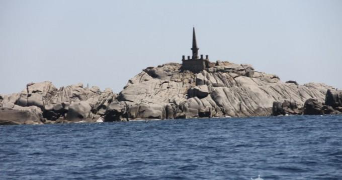 Noleggio Barca a motore Pacific Craft con patente nautica