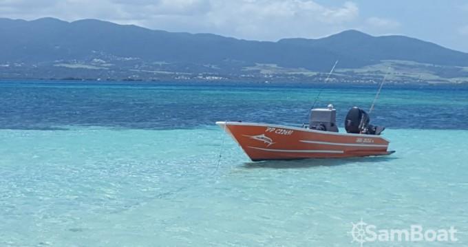 Noleggio barche Sahati Saintoise a Deshaies su Samboat