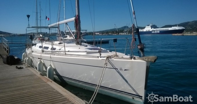 Barca a vela a noleggio a La Seyne-sur-Mer al miglior prezzo
