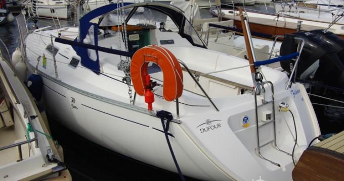 Noleggio yacht a Saint-Raphaël – Dufour Dufour 30 Classic su SamBoat