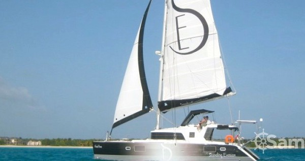 Noleggio Catamarano a Malendure – Lagoon Lagoon 440