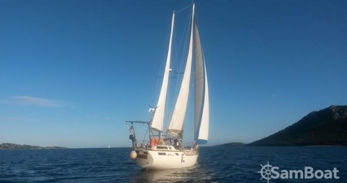 Barca a vela a noleggio a Porto-Vecchio al miglior prezzo