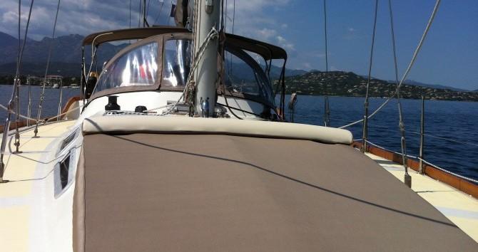 Noleggiare una Alpha-Yatch CLIPPER 40 a Porto-Vecchio
