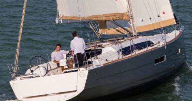Noleggio barche Tonnarella economico Dufour 382 Grand Large