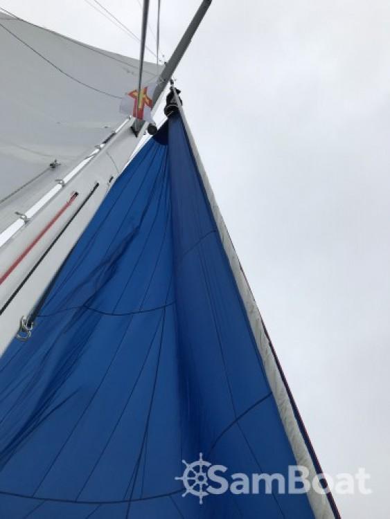 Noleggio yacht Saint-Cast-le-Guildo - Jeanneau Sun Odyssey 389 su SamBoat