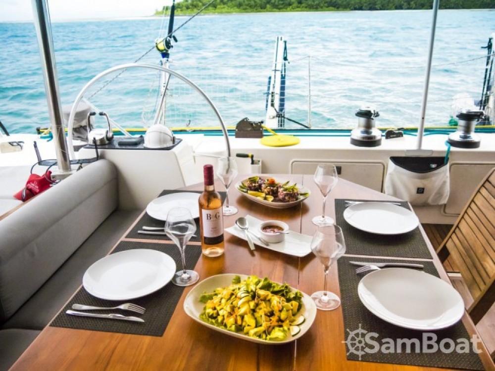 Noleggio yacht Eden Island - Lagoon Lagoon 57 su SamBoat