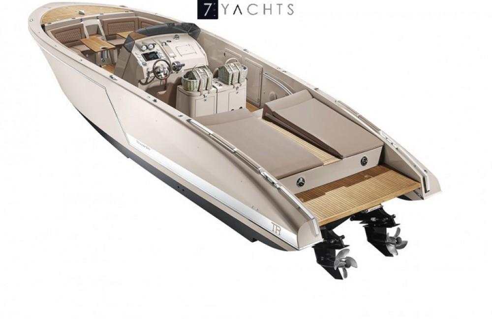 Noleggio yacht Mandelieu-la-Napoule - Frauscher 1017 LIDO su SamBoat