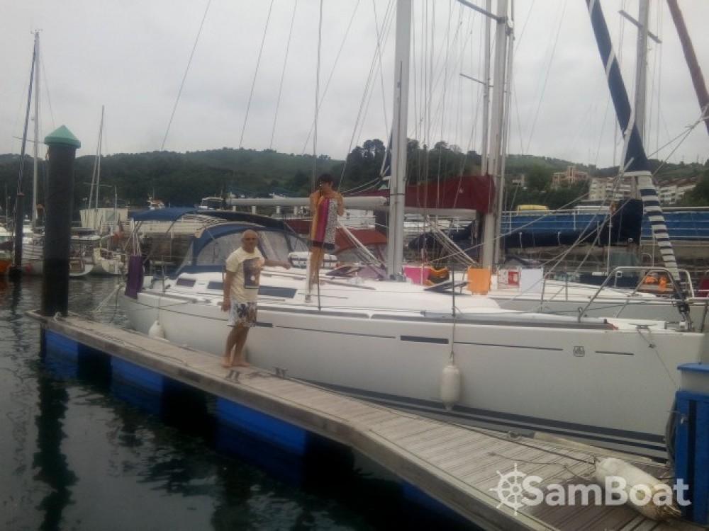 Noleggio Barca a vela con o senza skipper Dufour Capbreton