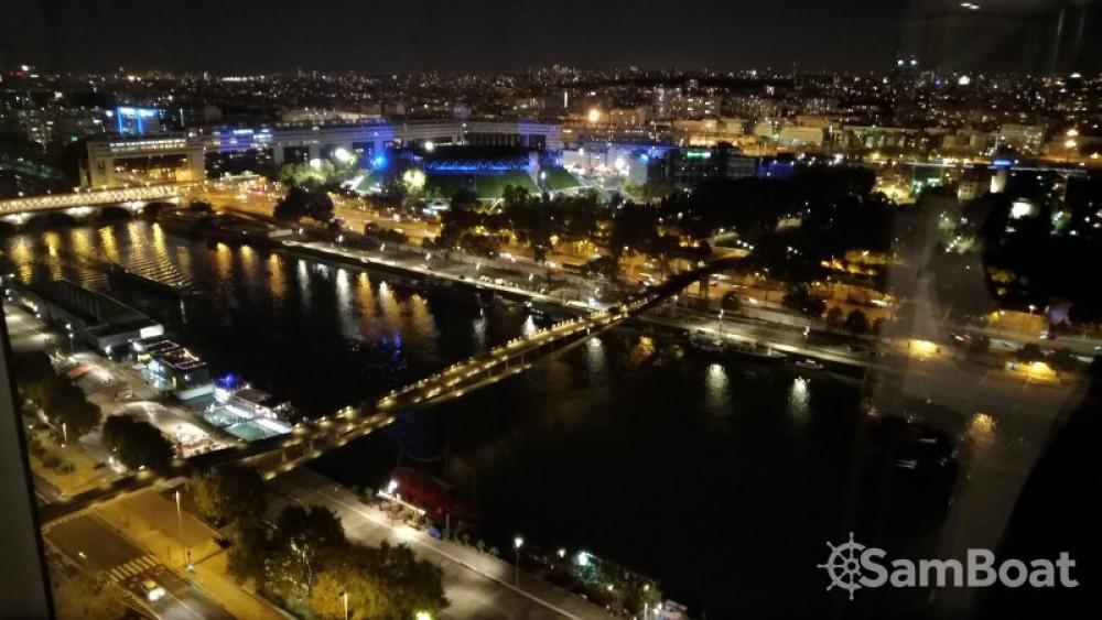 noleggio Barca a motore Parigi - Klaassen Super Van Craft
