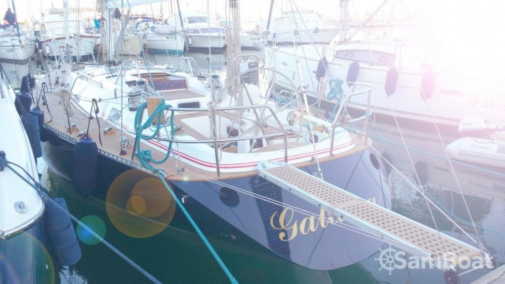 Barca a vela a noleggio Punta Ala al miglior prezzo