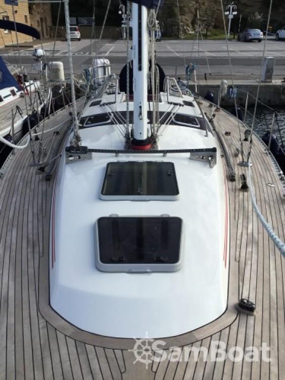 Noleggio Barca a vela Comar con una patente