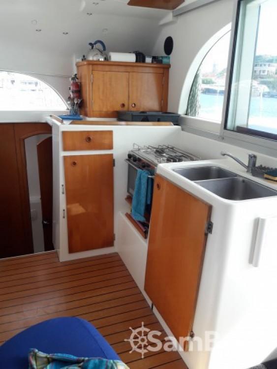 Noleggio yacht Terre-de-Haut - Lagoon Lagoon 380 su SamBoat