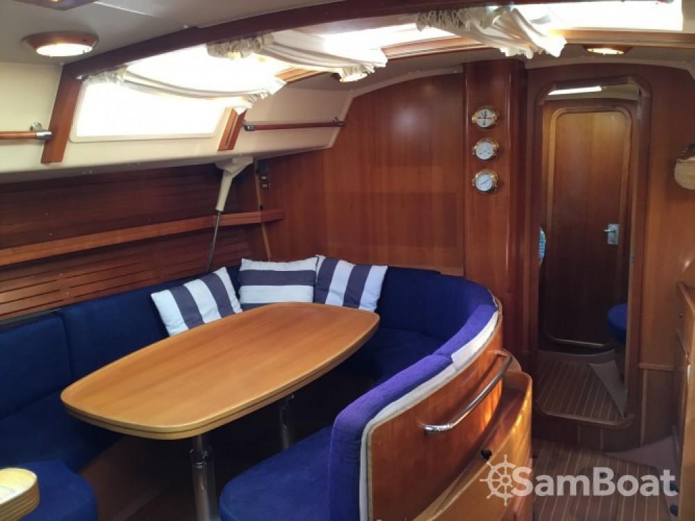 Noleggio Barca a vela con o senza skipper Comar Punta Ala