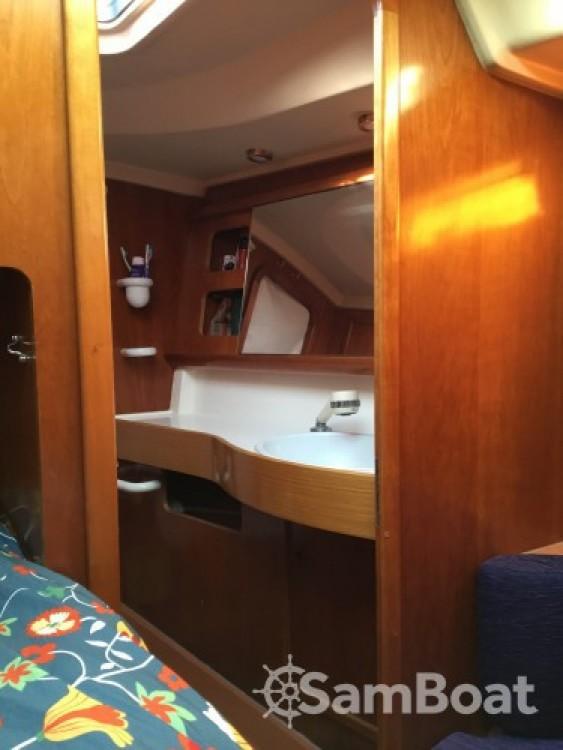 Noleggio yacht Punta Ala - Comar Genesi 43 su SamBoat