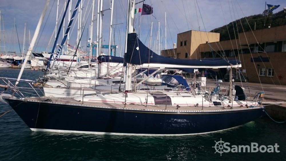noleggio Barca a vela Punta Ala - Comar Genesi 43