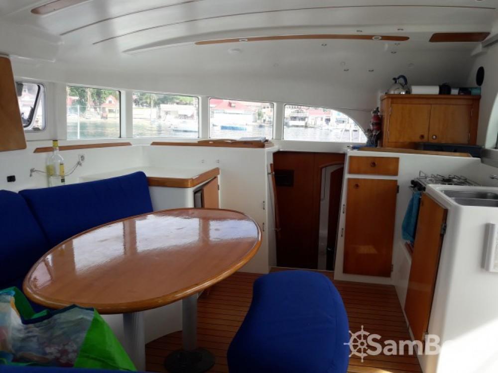 noleggio Catamarano Terre-de-Haut - Lagoon Lagoon 380