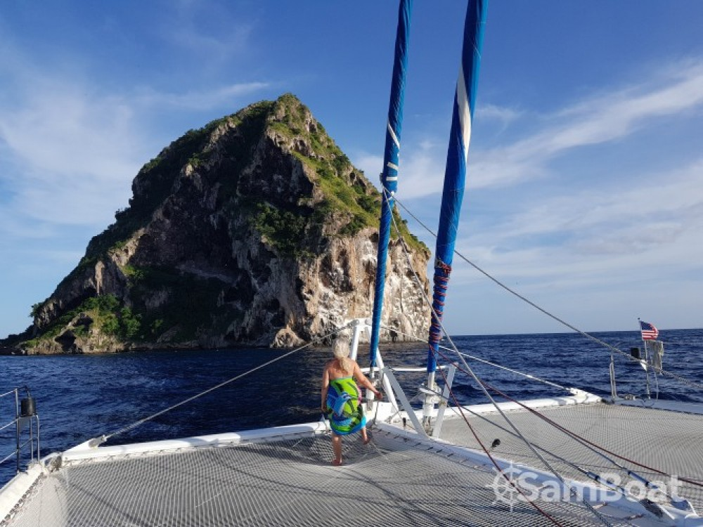 Noleggio barche Marina du Marin economico Taiti 75
