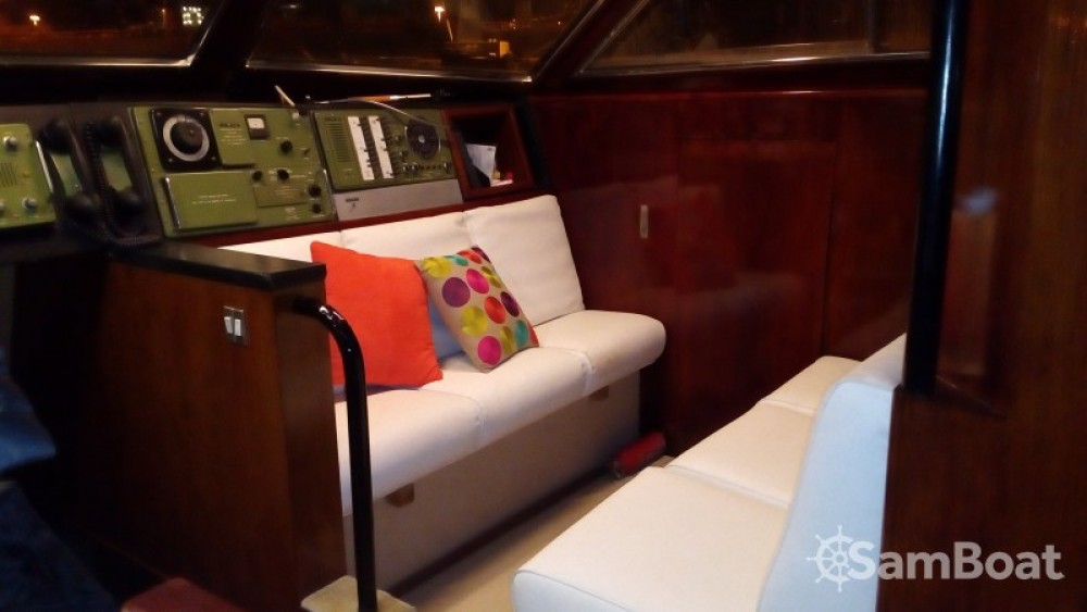 Noleggio Yacht Cantieri Di Pisa con una patente