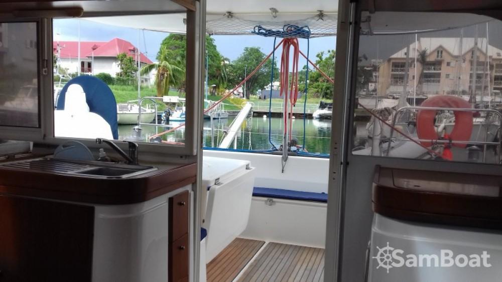 Noleggio barche Nautitech Nautitech 40 Basse-Terre su Samboat