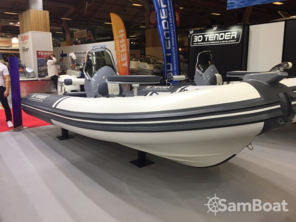 3D Tender Lux 550 tra personale e professionale Porto-Vecchio