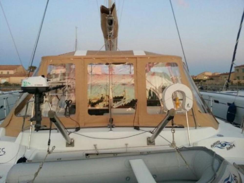 noleggio Catamarano Sant Antoni de Portmany - Lagoon Lagoon 380 S2