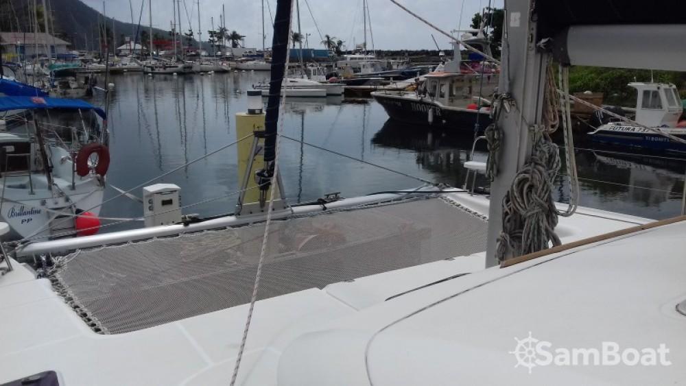 noleggio Catamarano Basse-Terre - Nautitech Nautitech 40