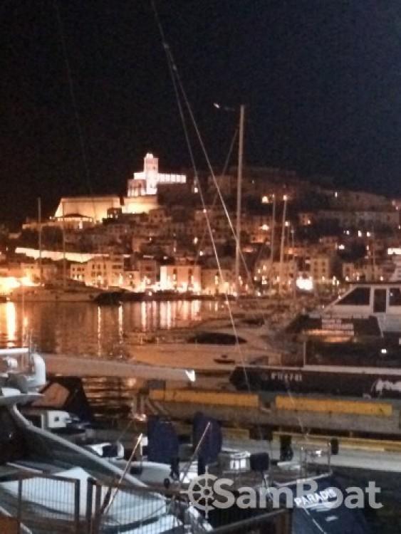 Noleggio barche Sant Antoni de Portmany economico Lagoon 380 S2