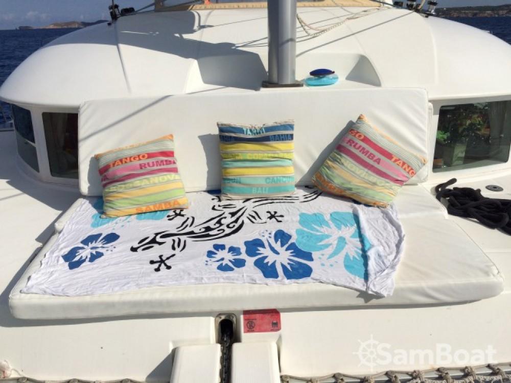 Noleggio yacht Sant Antoni de Portmany - Lagoon Lagoon 380 S2 su SamBoat