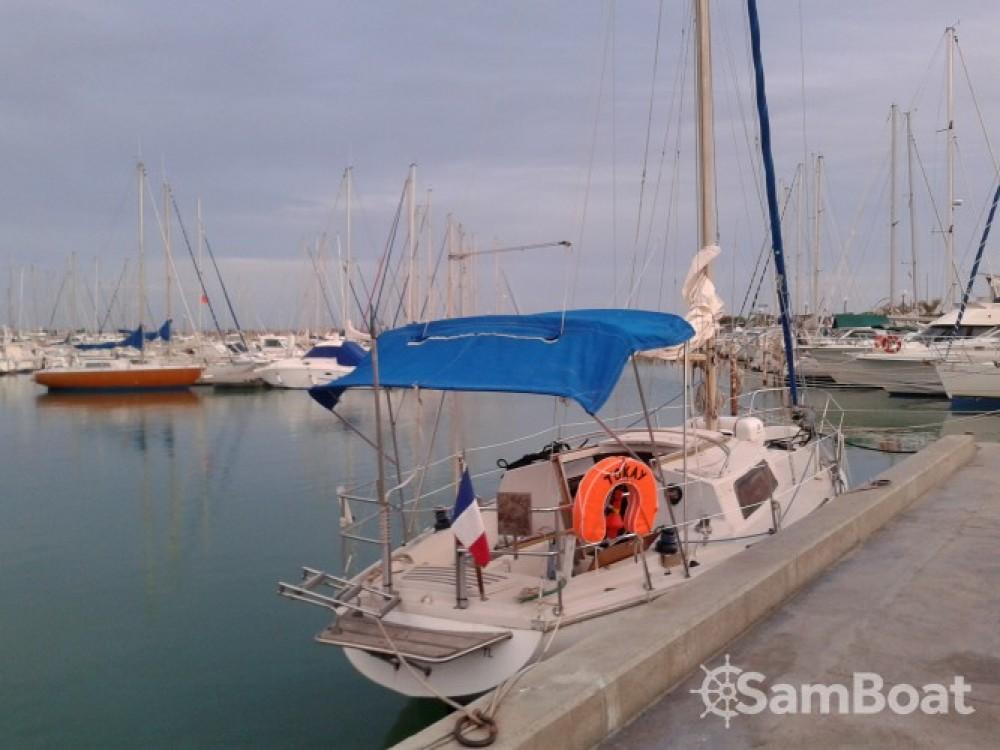 Barca a vela a noleggio Grimaud al miglior prezzo