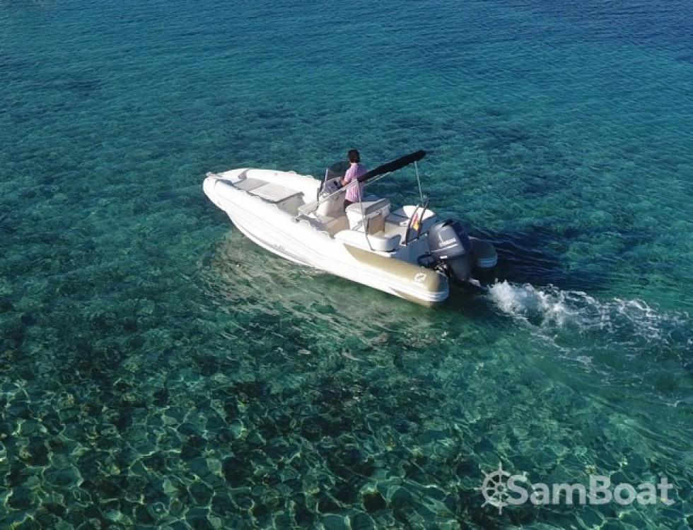 Noleggio yacht Marina Botafoch - Zodiac N-ZO 600 su SamBoat