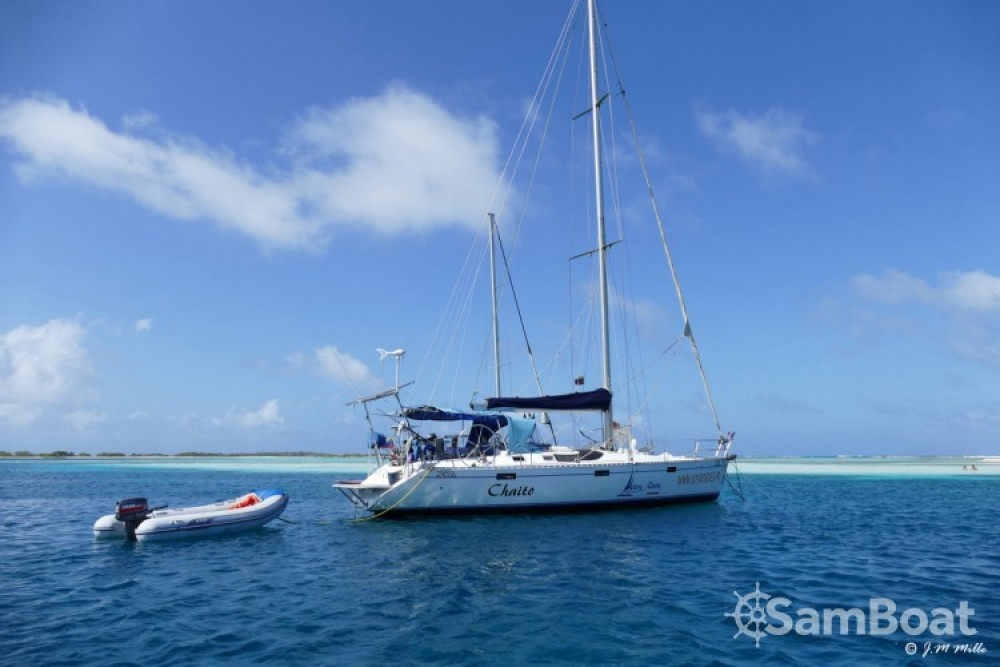 Noleggio yacht Dependencias Federales - Bénéteau Oceanis 430 su SamBoat