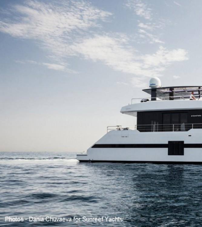 Noleggio Yacht con o senza skipper Sunreef Isole Vergini americane