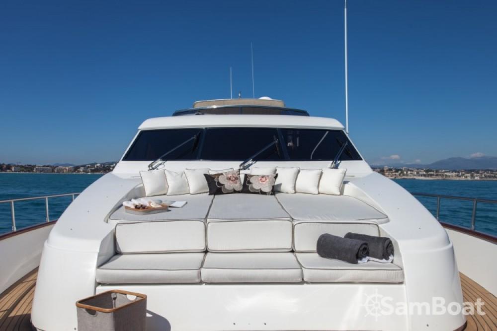 """Noleggio yacht Antibes - San Lorenzo 23.60 metres (77' 5"""") su SamBoat"""