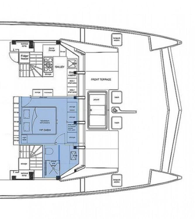 noleggio Yacht Isole Vergini americane - Sunreef 20.73 metres (68')