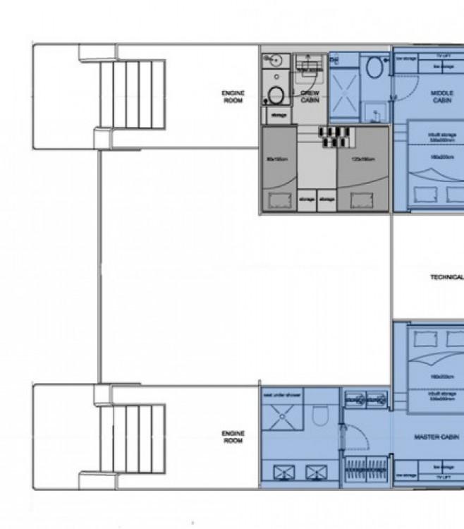 Noleggio barche Isole Vergini americane economico 20.73 metres (68')
