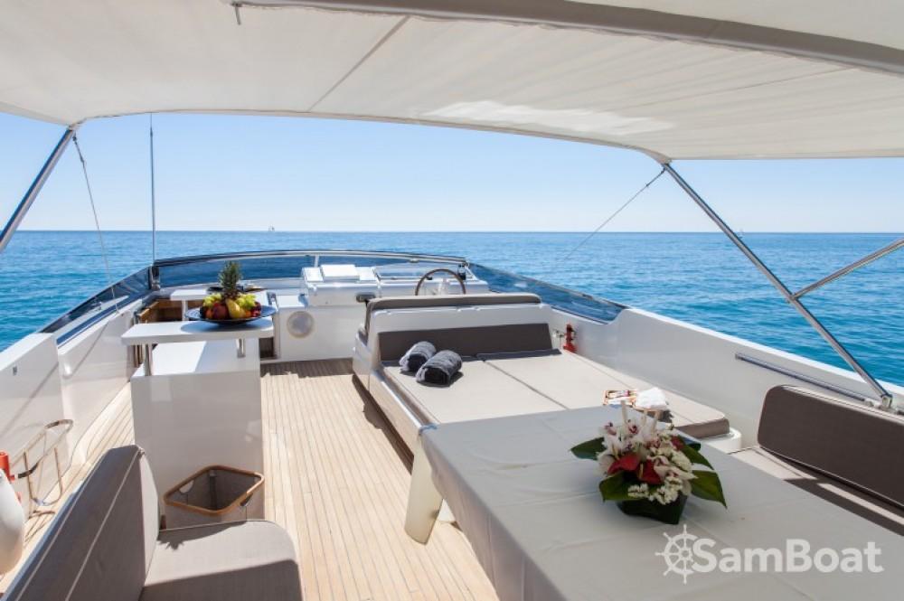 Noleggio Yacht con o senza skipper San Lorenzo Antibes