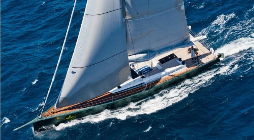 "Noleggio barche Antibes economico 22.40 metres (73' 6"")"
