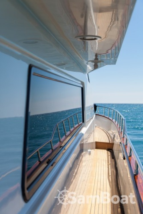 "noleggio Yacht Antibes - San Lorenzo 23.60 metres (77' 5"")"