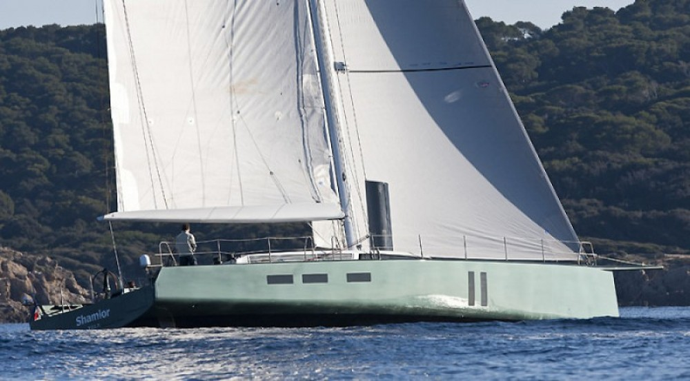 Noleggio Barca a vela con o senza skipper Maxi-Dolphin Antibes
