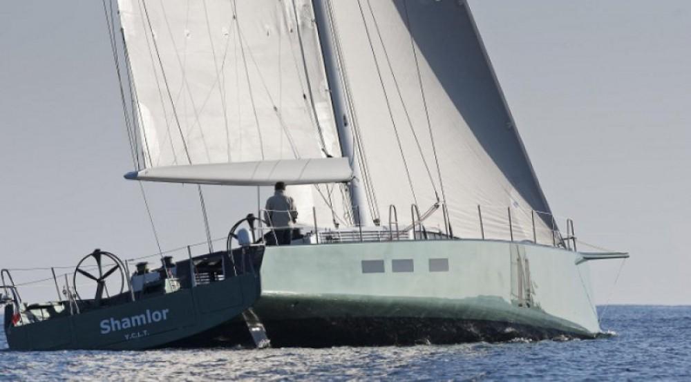 """noleggio Barca a vela Antibes - Maxi-Dolphin 22.40 metres (73' 6"""")"""