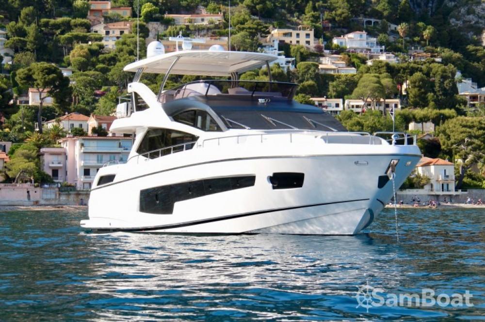 """noleggio Yacht Belluogo - Sunseeker 23.02 metres (75' 6"""")"""