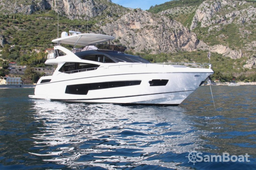 "Noleggio barche Sunseeker 23.02 metres (75' 6"") Belluogo su Samboat"