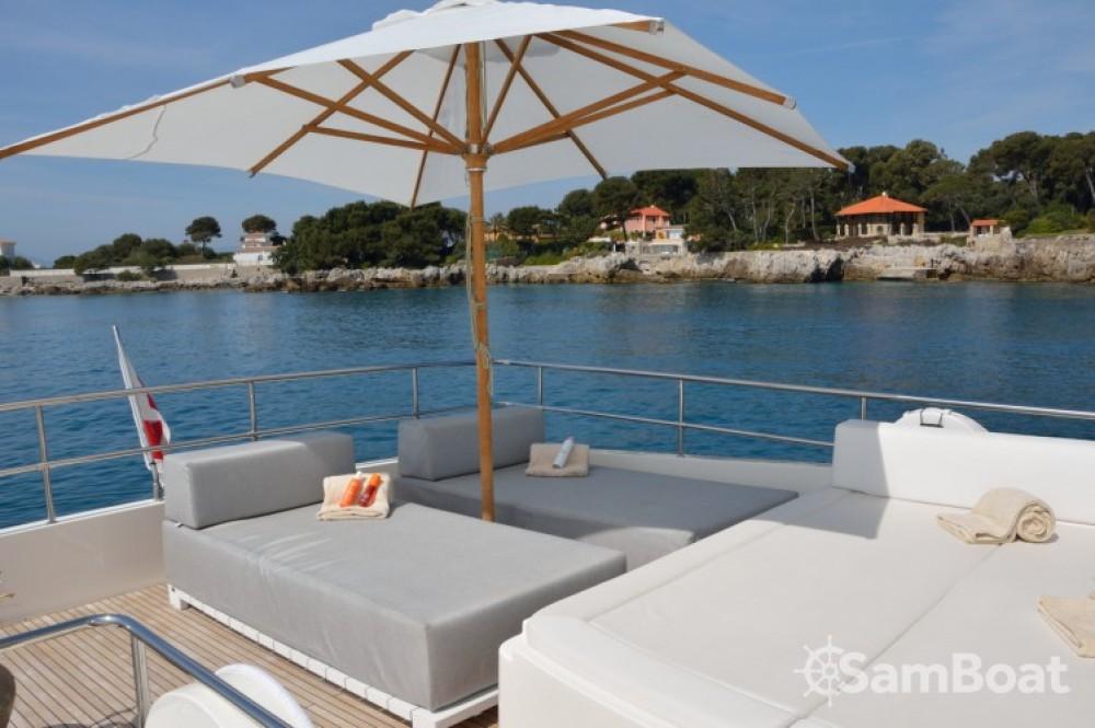 """Noleggio barche Ferretti 24.71 metres (81' 1"""") Cannes su Samboat"""