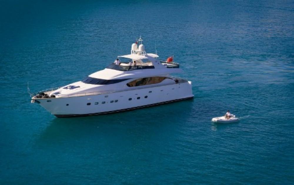 Noleggio barche Maiora 24.00 metres (78') Golfe-Juan su Samboat
