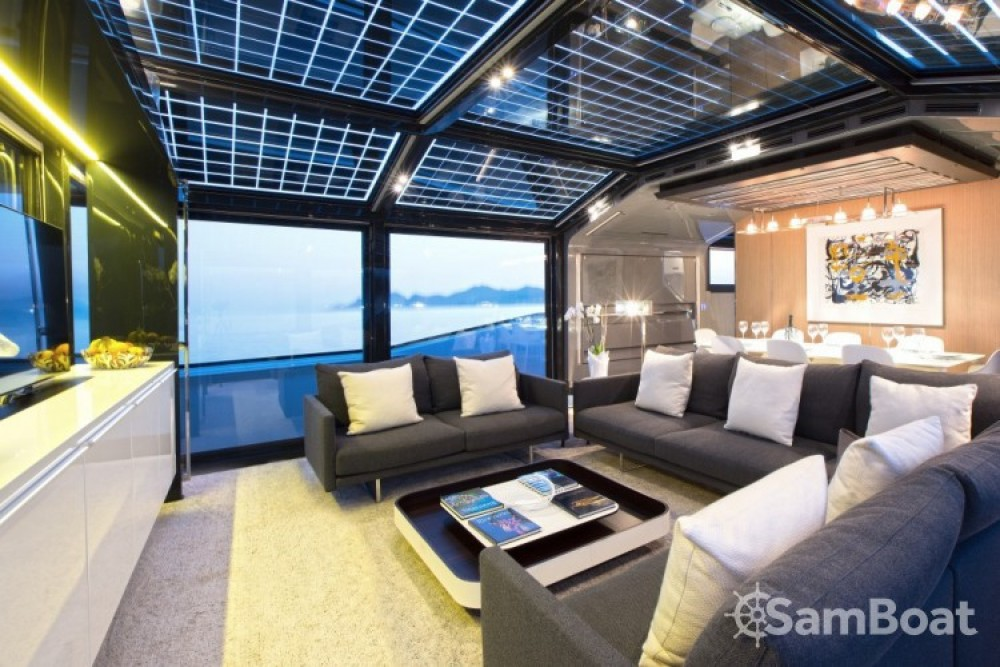 Noleggio barche Arcadia-Yachts 25.90 metres (85') Cannes su Samboat