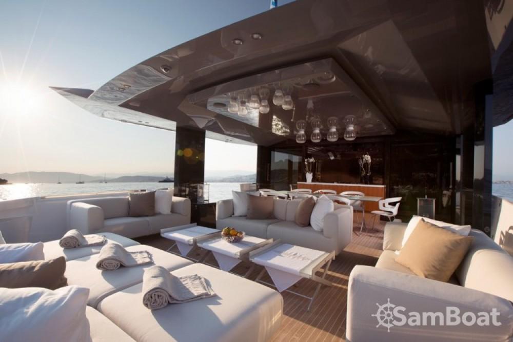 Noleggio yacht Cannes - Arcadia-Yachts 25.90 metres (85') su SamBoat