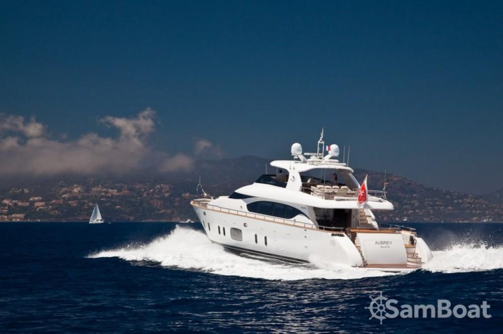 Noleggio Yacht con o senza skipper Maiora Cannes